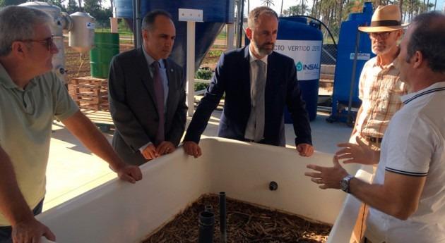 Murcia apuesta tratamiento salmueras procedentes desalobración agua subterránea