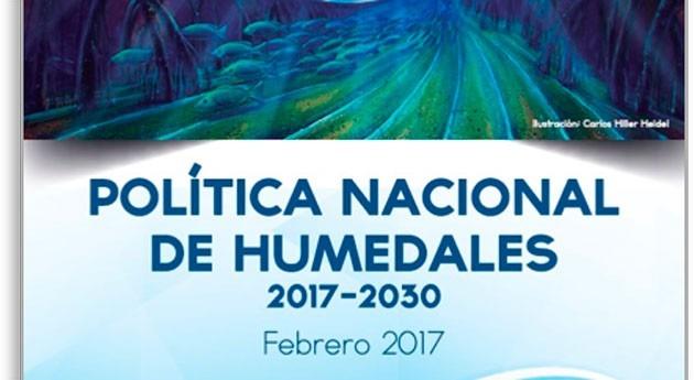 Costa Rica emite primera vez política pública proteger humedales