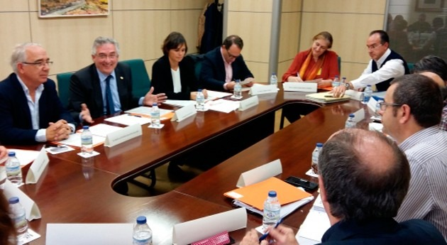 Aragón establece calendario y metodología trabajo Ponencia Inundaciones