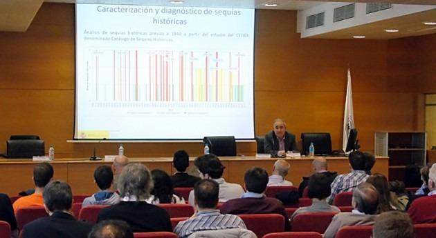 planificación y gestión sequías cuenca río Júcar, debate