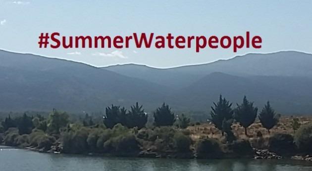 #SummerWaterpeople. Trending Topic