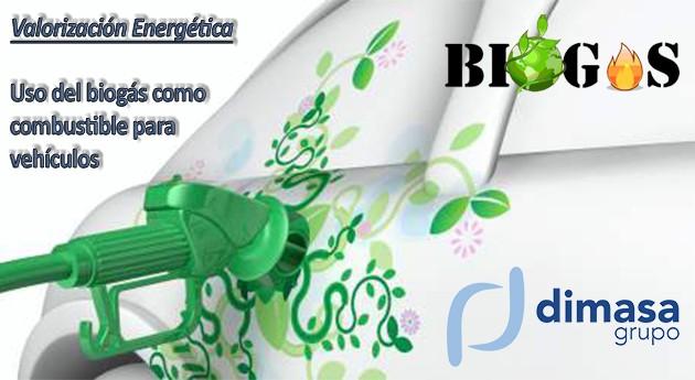 Valorización Energética Biogás Automoción