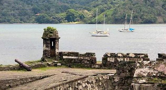 Fortificación de Portobello Foto: UNESCO/Creeative Commos/Tedder