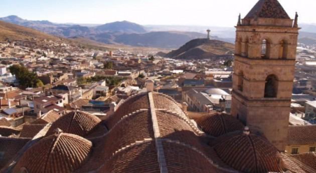 Bolivia presume inversión millonaria 11 años agua, saneamiento y riego Potosí
