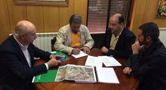 Pozo Alcón amplía infraestructuras depuración nuevo colector