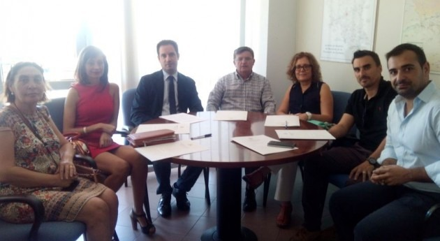 Seis municipios reciben herramientas utilizar pozos Córdoba fines agroganaderos