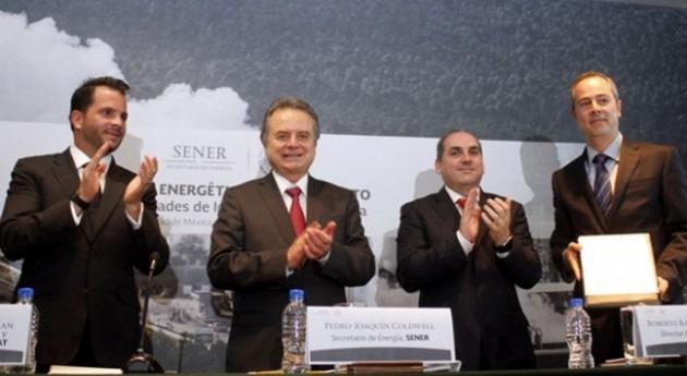 México aprueba explotación geotérmica 18 pozos agua estado vapor