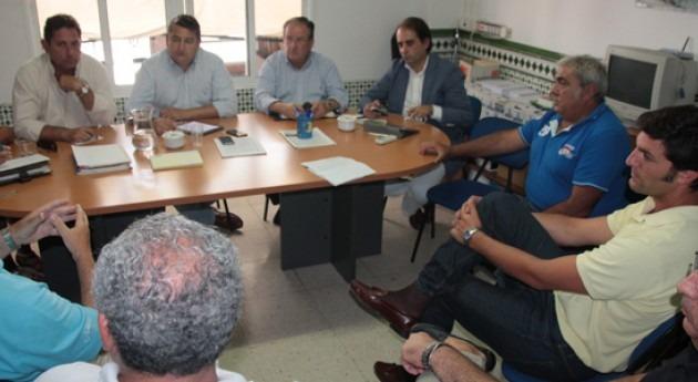 PP acusa al Gobierno andaluz poner peligro inversión 30 millones euros regadíos Guadiaro-Majaceite