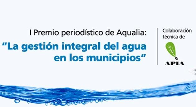 Aqualia premia mejor trabajo periodístico gestión integral agua municipios