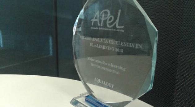 Escuela Agua, premiada excelencia e innovación programas formativos online