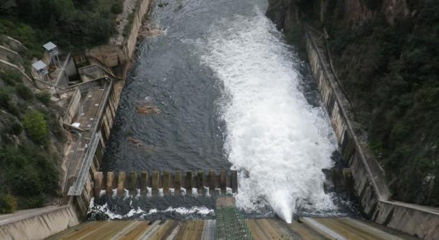 Destinados 2,2 millones euros mejora funcionamiento presa Sau