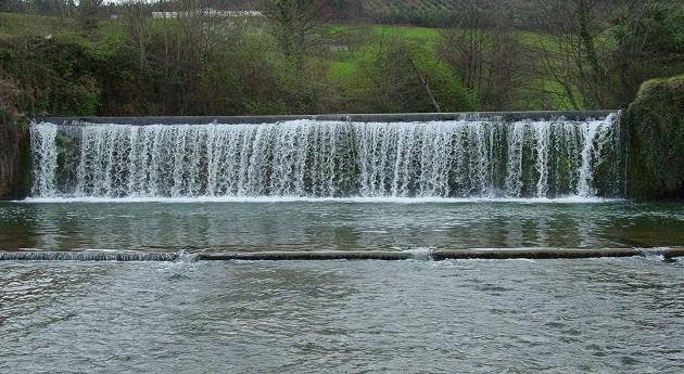 Análisis presiones estuarios y aguas costeras y caracterización ríos CAPV