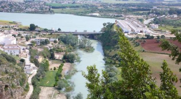 Junta destina 1,6 millones euros mejorar seguridad presa Arcos Frontera