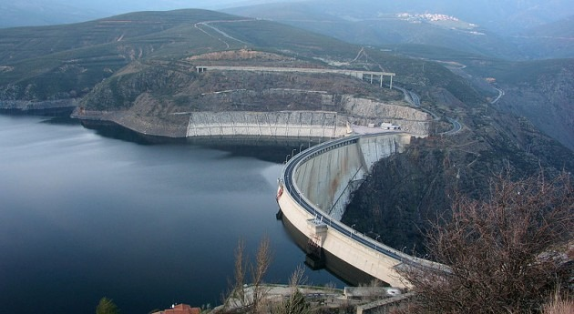 reserva hidráulica española desciende al 58,8% capacidad total
