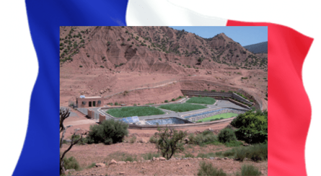 Tratamiento aguas residuales mediante humedales artificiales: Sistema Francés (y II)