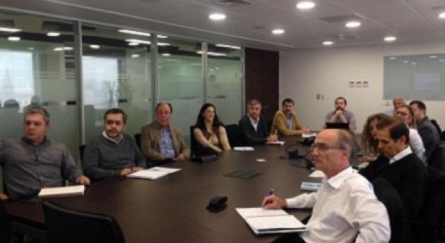 Primera reunión profesorado Máster Tecnología y Gestión Agua Chile