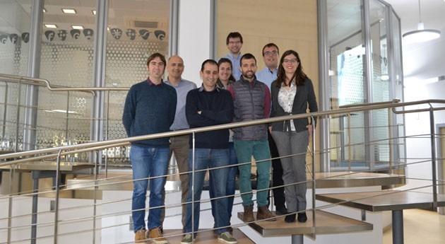 equipo proyecto GESTOR se reúne Castellón