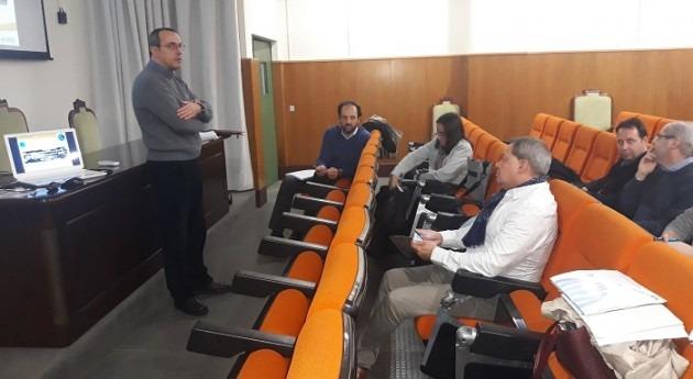 Reunión Grupo Operativo Proyecto Agricarbon Carbón Activo IRNAS-CSIC Sevilla