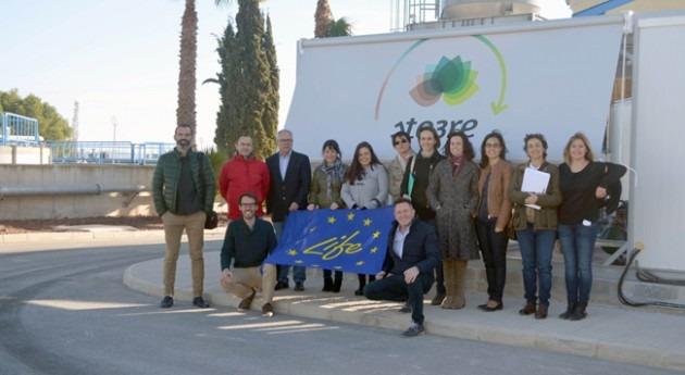proyecto europeo LIFE STO3RE, liderado FACSA, presenta conclusiones
