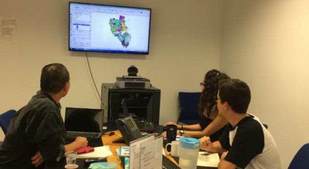 Dr. Albert Chen colabora Cetaqua PEARL, daños e inundaciones ciudades costeras