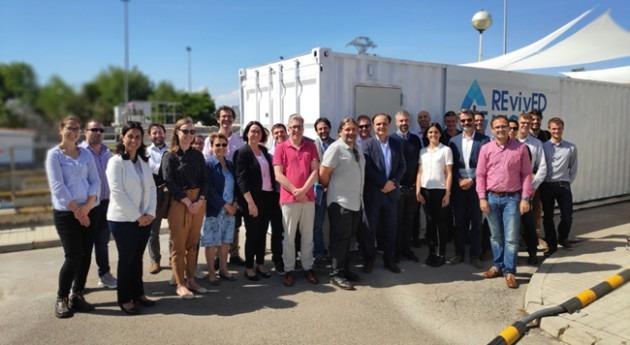 FACSA participa proyecto desalinización agua, pionero UE