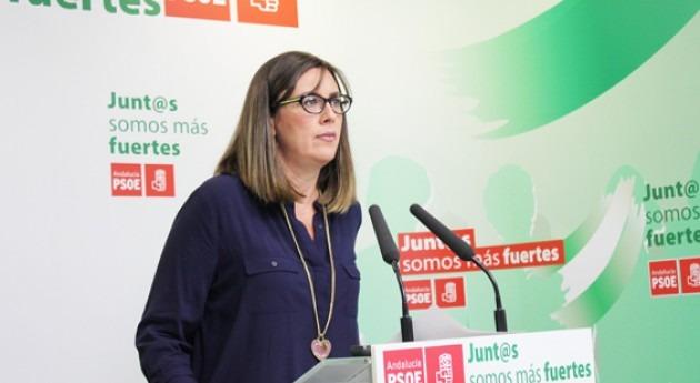 """María José Rodríguez: """" Gobierno cae continuas contradicciones respecto al trasvase Condado"""""""