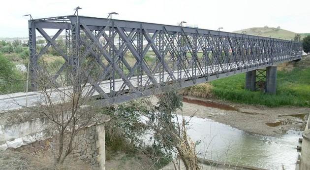 Puente de hierro de Écija