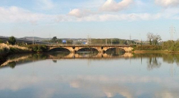 Puente de San Salvador en Villaescusa