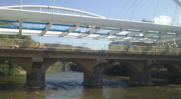 nuevo puente Karabel Hernani prevendrá inundaciones provocadas río Urumea