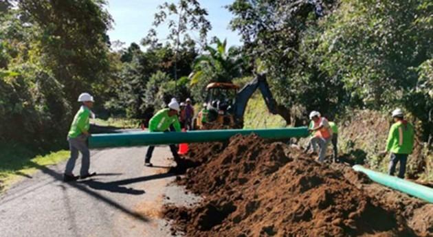 nuevo sistema agua potable Puerto Viejo y Virgen beneficiará más 25.000 personas