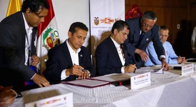 proyecto riego Puyango-Tumbes impulsará desarrollo agrícola Perú y Ecuador