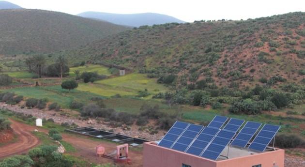 ITC referente formación desalación aguas mediante energías renovables
