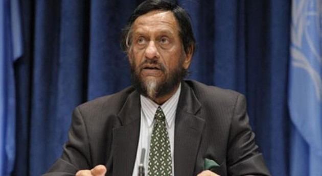 Rajendra Pachauri (ONU).