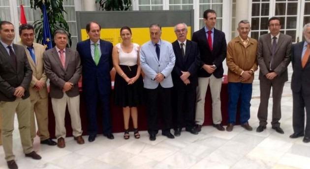 regadíos Andévalo Pedro Arco y Fresno se modernizarán gracias inversión 27,7 millones euros