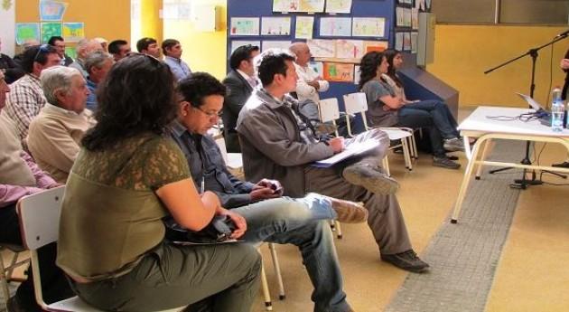 Regantes canal Villalón piden incorporar peticiones al estudio prefactibilidad sistemas riego