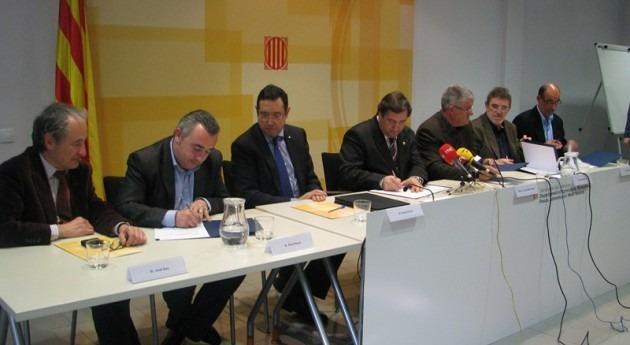 Generalitat Cataluña acuerda regantes flexibilizar precio agua Segarra-Garrigues