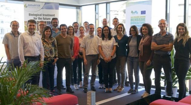 FACSA muestra innovaciones tecnología membranas Euromembrane 2018