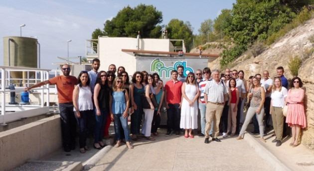 proyecto REMEB, liderado FACSA, se da conocer profesionales sector