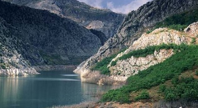 reserva hidráulica española, al 59,9% capacidad total