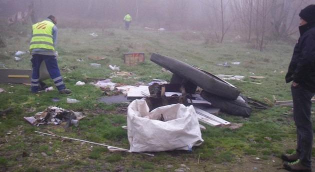 Cataluña investiga posibles vertidos incontrolados residuos cuenca río Segre