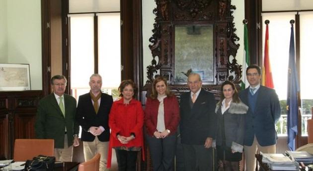 Gobierno andaluz se reúne regantes estudiar futuros retos y colaboraciones