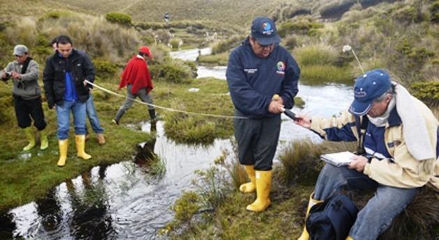 Ecuador busca coordinación interinstitucional políticas nacionales calidad agua
