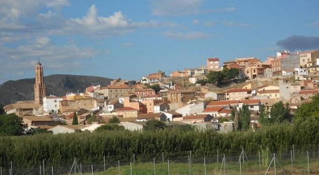 centenar agricultores municipio aragonés Ricla se oponen al canon Confederación Hidrográfica Ebro
