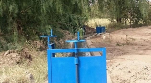 Gobierno boliviano entrega nuevo sistema riego mejorado Carreras