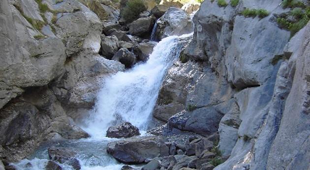 Advierten posibles vertidos contaminantes río Cinca paso Fraga