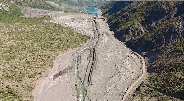 Gobierno Chile ejecuta acciones conservación río Tinguiririca