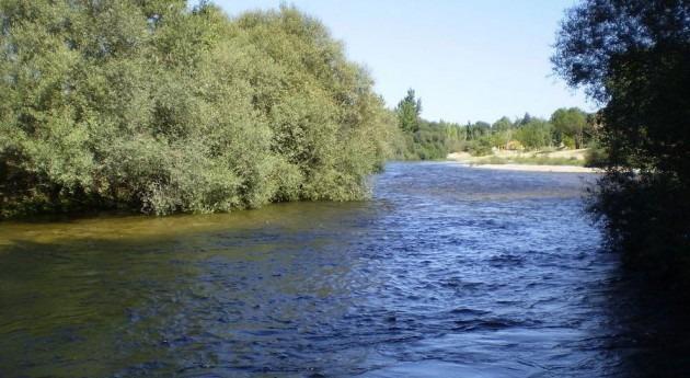Río Alberche (Wikipedia Commons/CC).