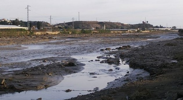 Río Andarax.