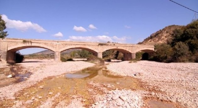 Río Arba de Luesia (Wikipedia Commons/CC).