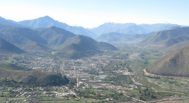 Solución Gestión Remota Río Choapa Chile